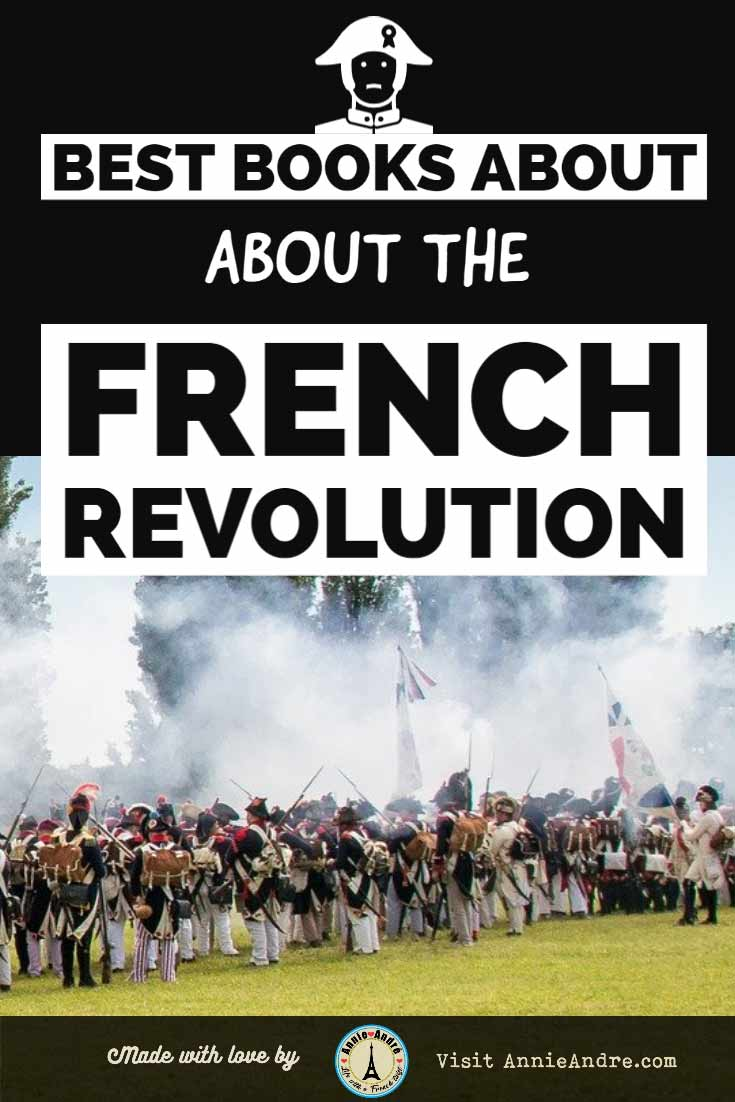 The best books about the French revolution