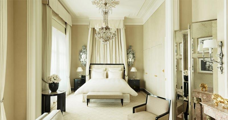 Ritz hotel Coco Chanel Suite