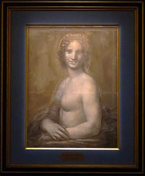 La Joconde nue or Mona Vanna