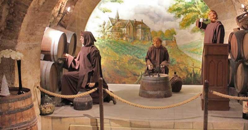 wine museum in Paris: Musée de vin