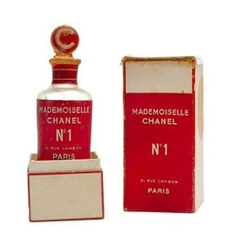 Chanel no1: Chanel created a line of perfumes while in exile in Switzerland