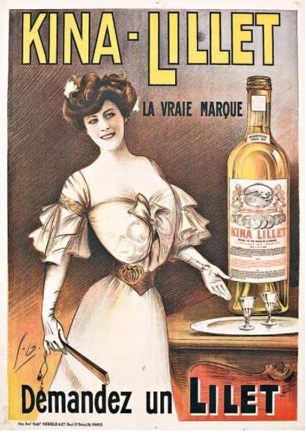 Kina Lillet: The original Lillet: A French apéritif