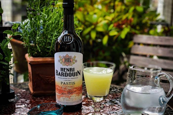 Pastis Henri Bardouin: An anise based French aperitif drink
