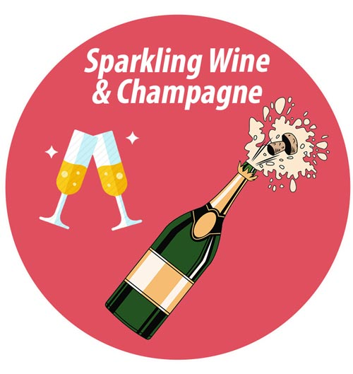 Wine Category: Sparkling wine & Champagne