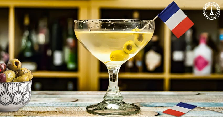 French drinks: Aperitifs to drink or serve before diner