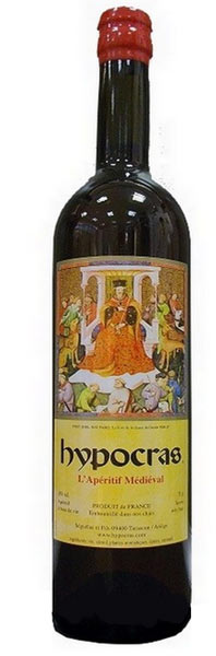 Hypocras: medieval mulled wine aperitif