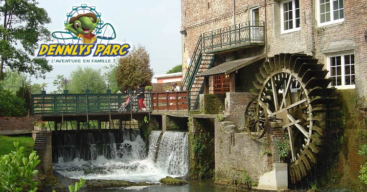 Dennlys French Theme Park Norther France