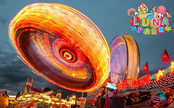 Luna Park Cap d'Agde fair