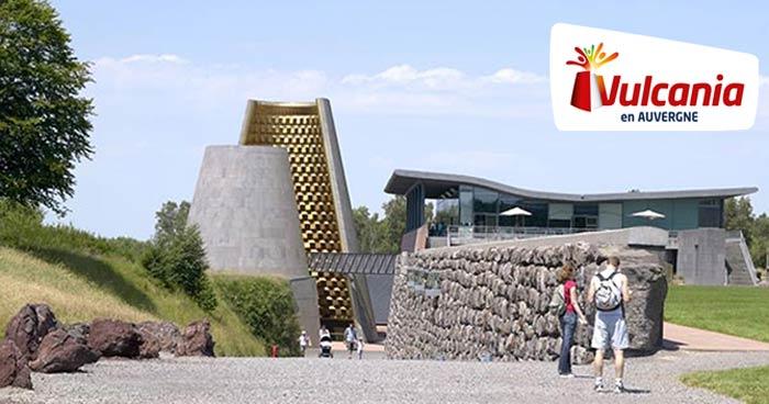 Volcania science park in France