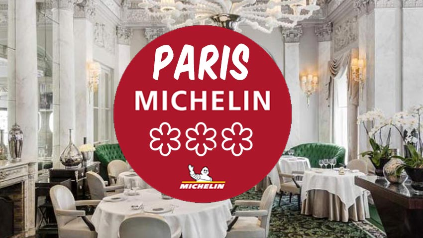 What makes 3 star Michelin restaurants in Paris so special?