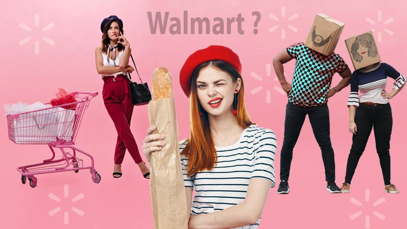 French Walmart in France?
